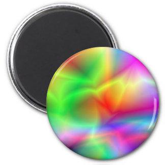 Random, pretty, colourful splurge! magnet
