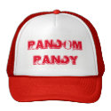 Random Randy Trucker Hat ( Red )
