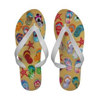 Random Sandal Flip Flop Beach Sandals