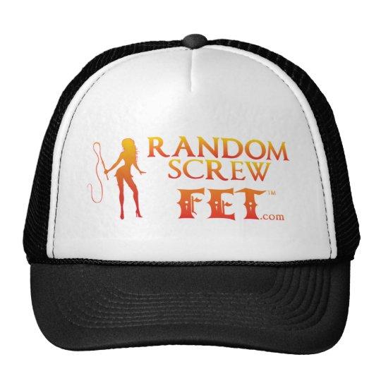 Random Screw Fet Hat! Trucker Hat
