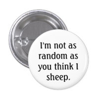 random sheep button