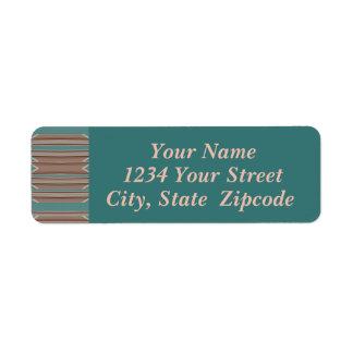 Random Shifts Return Address Labels