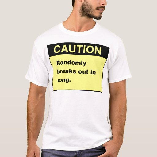 Random song t shirt zazzle for Random t shirt generator