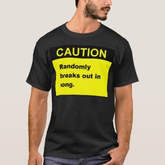 Random Song T-Shirt