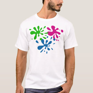 Random Splats T-Shirt