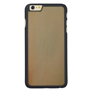 random unknown wall carved® maple iPhone 6 plus slim case