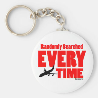 Randomly Searched Everytime Keychain