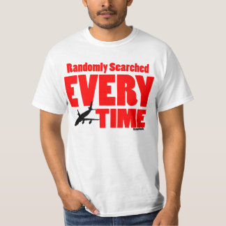 Randomly Searched Everytime T-Shirt