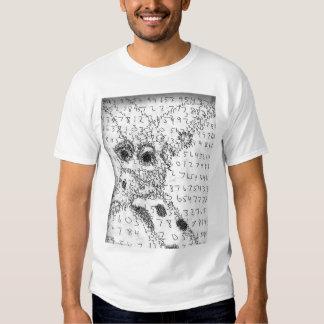 randomnumbergiraffe tshirt
