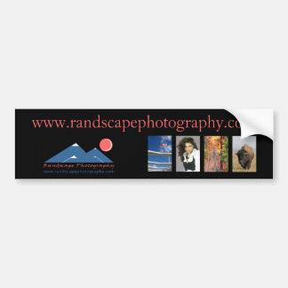 Randscape Bumper Sticker