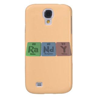 Randy as Radium Neodyminium Yttrium Galaxy S4 Cover