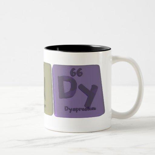 Randy as Radium Nitrogen Dysprosium Coffee Mug
