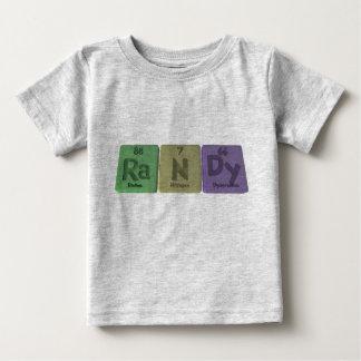 Randy as Radium Nitrogen Dysprosium T Shirt