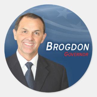 Randy Brogdon Stickers