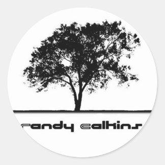 Randy Calkins Sticker