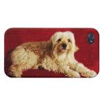 Randy Dog iPhone 4 Cárcasas
