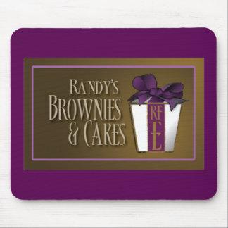 Randy Fuhrman Brownies Mouse Mats