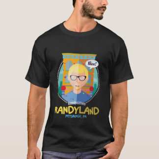 Randy Gilson Illustration T-Shirt