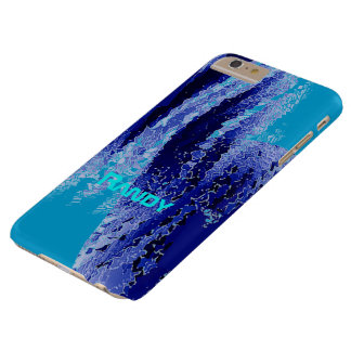 Randy iPhone 6 Plus cover in Blue