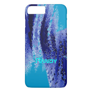 Randy iPhone 7 Plus cover in Blue
