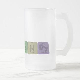 Randy-Ra-N-Dy-Radium-Nitrogen-Dysprosium.png Frosted Glass Beer Mug