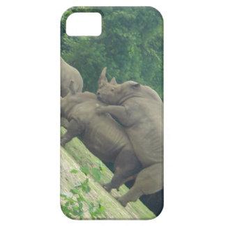 Randy Rhinos iPhone SE/5/5s Case