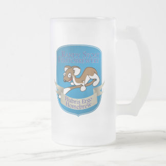 Randy Stoat Frosted Mug