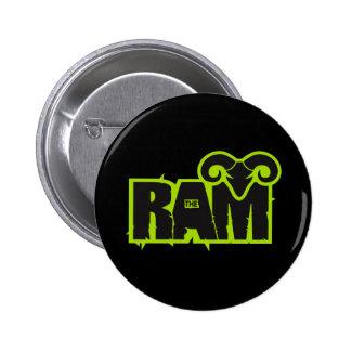 "Randy ""The Ram"" 2 Inch Round Button"