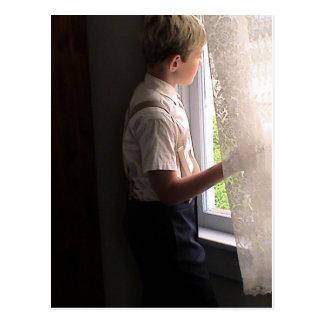 Randy' Window Postcard