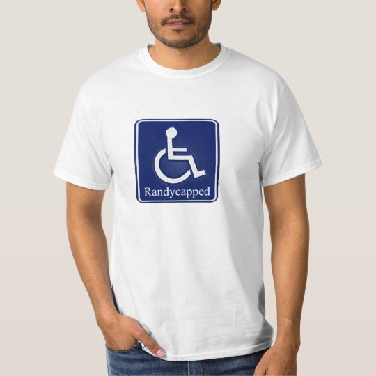 Randycapped T-Shirt