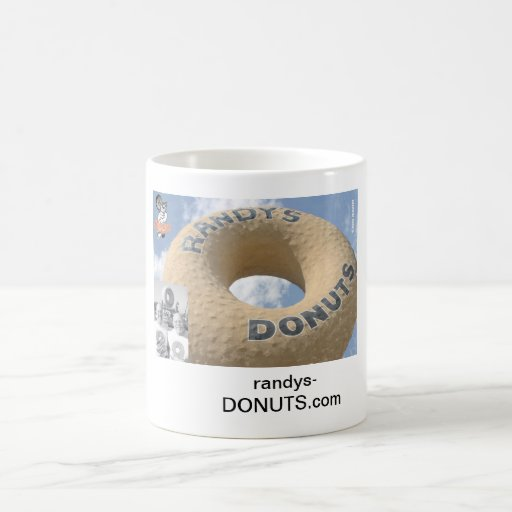 randys-DONUTS.com PC landscape Classic White Coffee Mug
