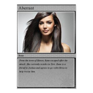 Rane Trading Card