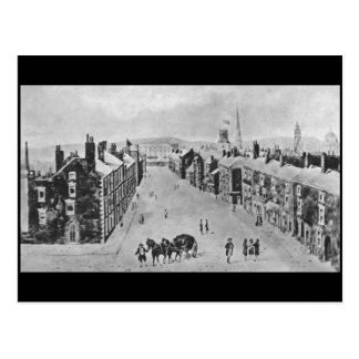 Ranelagh Street, Liverpool, 1825 Postcard