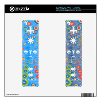 Rang Basanti Magic  Play - Base color customizable Skins For The Wii Remote