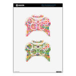 Rang Basanti Magic  Play - Base color customizable Xbox 360 Controller Decal