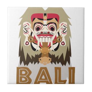 Rangda Bali Tile