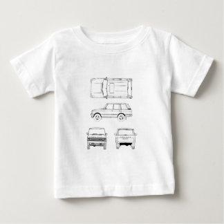 Range Rover Baby T-Shirt