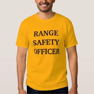 RANGE SAFETY OFFICER TEE SHIRT