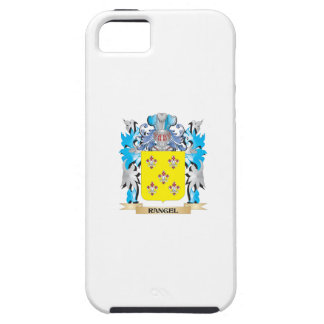 Rangel Coat of Arms - Family Crest iPhone 5 Cases