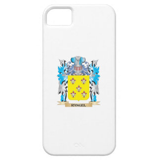 Rangel Coat of Arms - Family Crest iPhone 5 Cover
