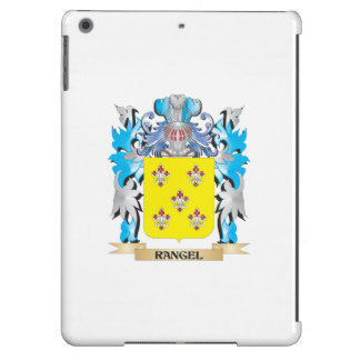 Rangel Coat of Arms - Family Crest Case For iPad Air