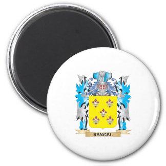 Rangel Coat of Arms - Family Crest Magnet