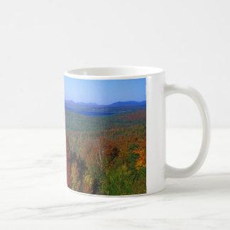 Rangeley Lakes Foliage View Coffee Mug