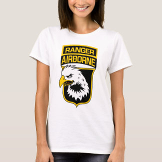 Ranger Airborne Eagle Patch T-Shirt