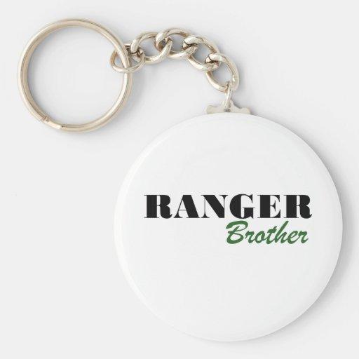 Ranger Brother Basic Round Button Keychain