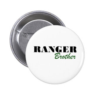 Ranger Brother Pinback Buttons
