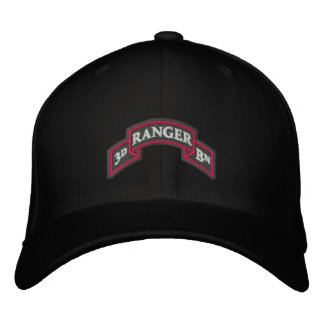 Ranger Cap Embroidered Hats