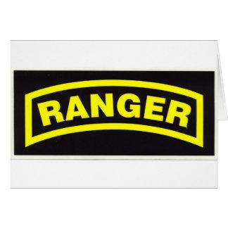 Ranger Cards