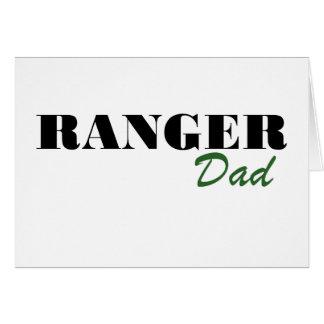 Ranger Dad Greeting Cards