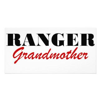 Ranger Grandmother Photo Card